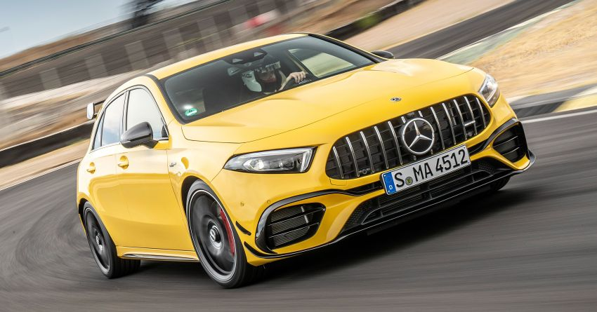 MEGA GALLERY: Mercedes-AMG A45, CLA45 4Matic+ Image #996622
