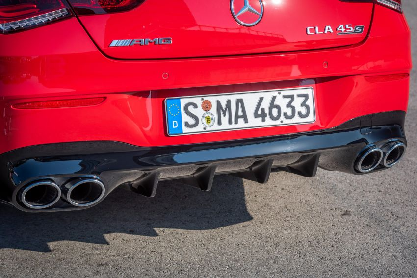 The new Mercedes-AMG performance compact cars Madrid 2019The new Mercedes-AMG performance compact cars Madrid 2019 Image #996750
