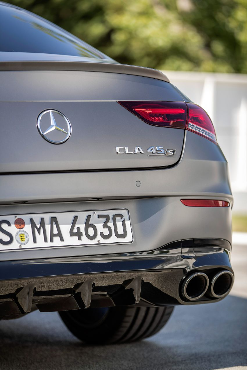 The new Mercedes-AMG performance compact cars Madrid 2019The new Mercedes-AMG performance compact cars Madrid 2019 Image #996733