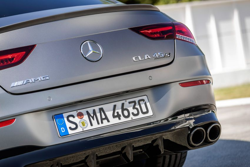 The new Mercedes-AMG performance compact cars Madrid 2019The new Mercedes-AMG performance compact cars Madrid 2019 Image #996734
