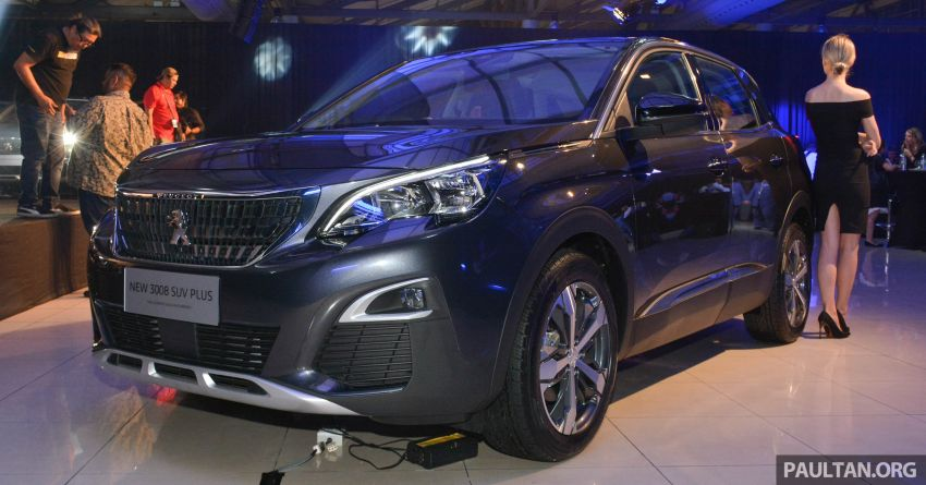 2019 Peugeot 3008 Plus, 5008 Plus CKD launched in Malaysia –  from RM151k; 1.6L Active, Allure variants Image #1007608