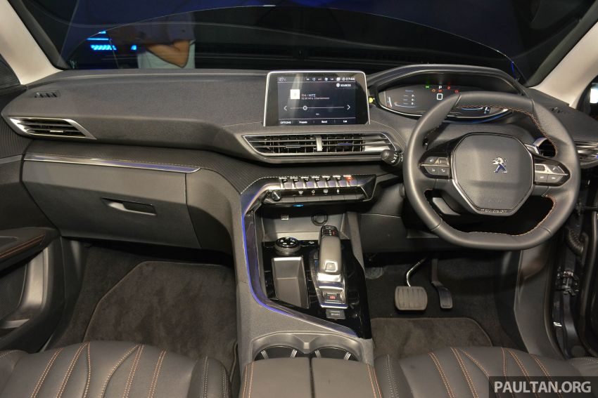 2019 Peugeot 3008 Plus, 5008 Plus CKD launched in Malaysia –  from RM151k; 1.6L Active, Allure variants Image #1007621