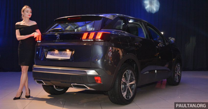 2019 Peugeot 3008 Plus, 5008 Plus CKD launched in Malaysia –  from RM151k; 1.6L Active, Allure variants Image #1007609