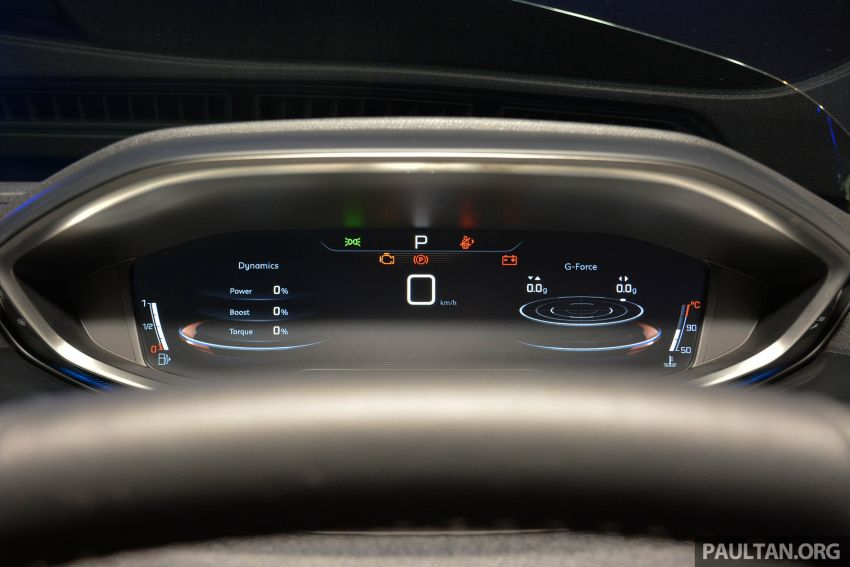 2019 Peugeot 3008 Plus, 5008 Plus CKD launched in Malaysia –  from RM151k; 1.6L Active, Allure variants Image #1007628