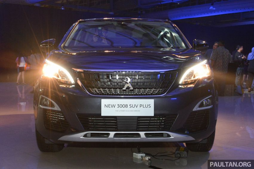 2019 Peugeot 3008 Plus, 5008 Plus CKD launched in Malaysia –  from RM151k; 1.6L Active, Allure variants Image #1007610