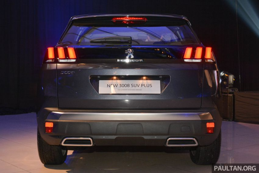 2019 Peugeot 3008 Plus, 5008 Plus CKD launched in Malaysia –  from RM151k; 1.6L Active, Allure variants Image #1007611