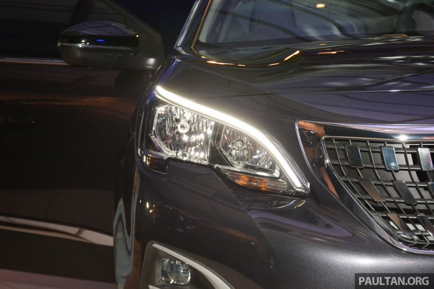 2019 Peugeot 3008 Plus, 5008 Plus CKD launched in Malaysia –  from RM151k; 1.6L Active, Allure variants Image #1007614