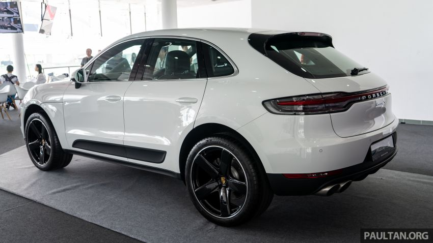 2019 Porsche Macan S arrives in Malaysia – RM625,000 Image #998128