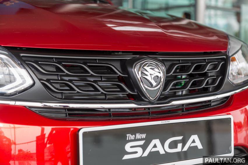 GALLERY: 2019 Proton Saga 1.3 Standard AT – RM36k Image #998785