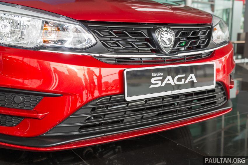 GALLERY: 2019 Proton Saga 1.3 Standard AT – RM36k Image #998786