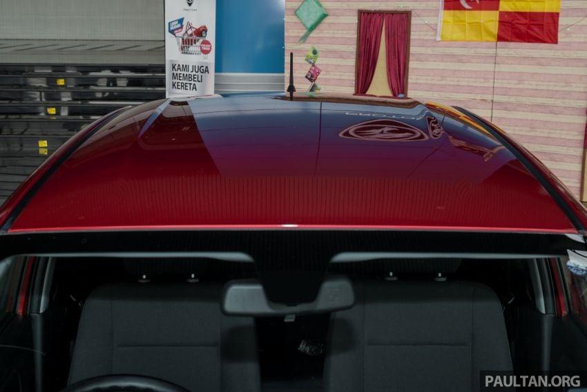 GALLERY: 2019 Proton Saga 1.3 Standard AT – RM36k Image #998788