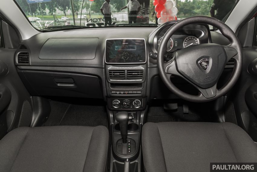 GALLERY: 2019 Proton Saga 1.3 Standard AT – RM36k Image #998805