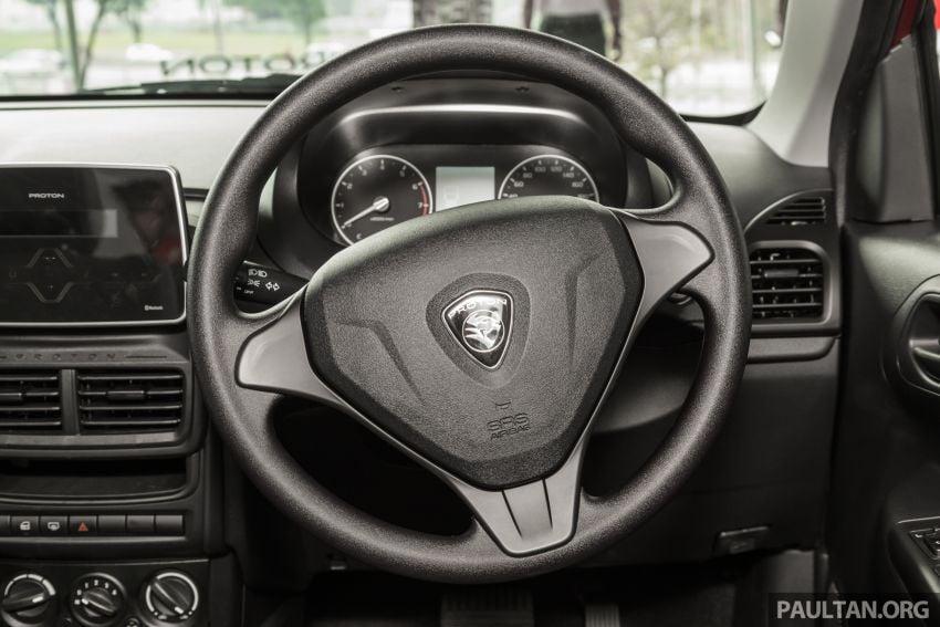 GALLERY: 2019 Proton Saga 1.3 Standard AT – RM36k Image #998806