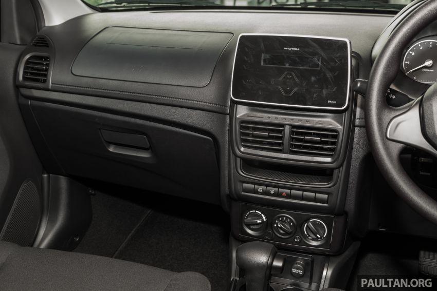 GALLERY: 2019 Proton Saga 1.3 Standard AT – RM36k Image #998808