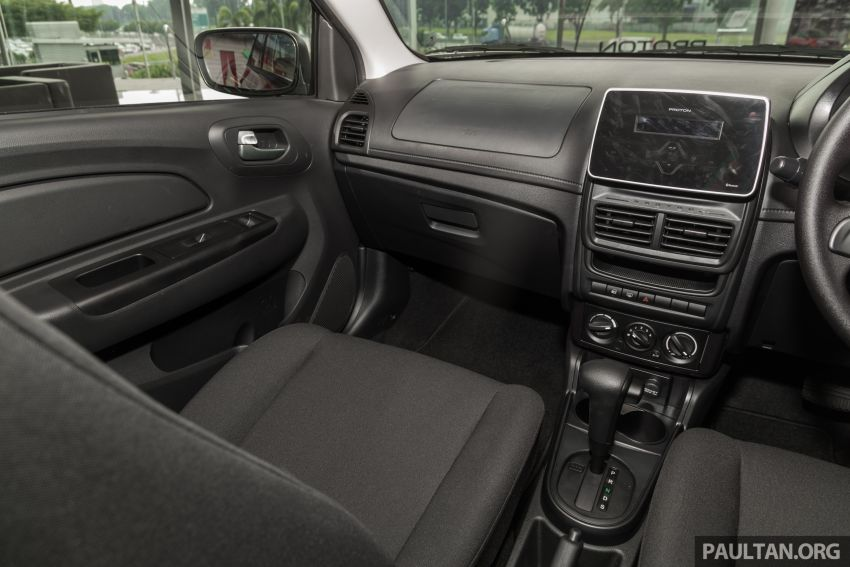 GALLERY: 2019 Proton Saga 1.3 Standard AT – RM36k Image #998822