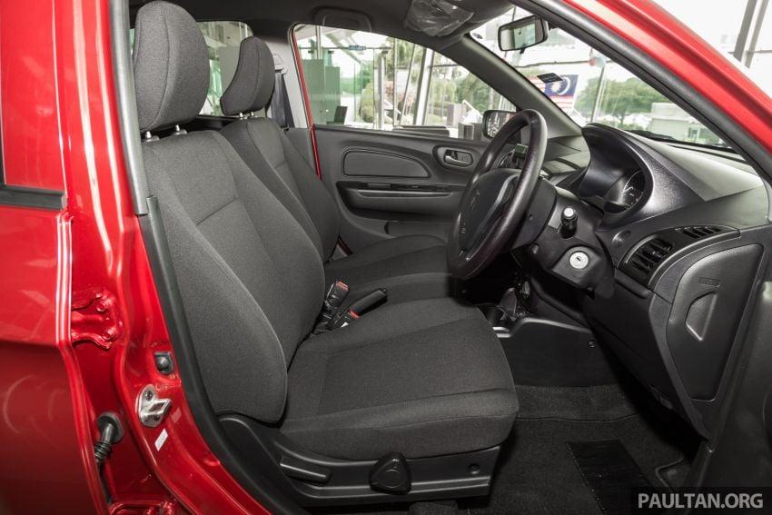 GALLERY: 2019 Proton Saga 1.3 Standard AT – RM36k Image #998823