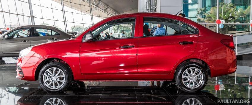 GALLERY: 2019 Proton Saga 1.3 Standard AT – RM36k Image #998778