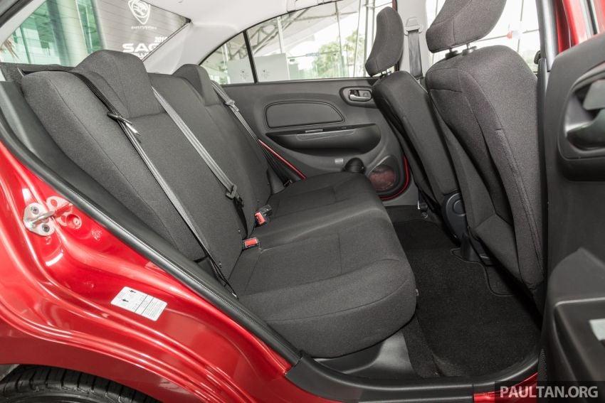 GALLERY: 2019 Proton Saga 1.3 Standard AT – RM36k Image #998830