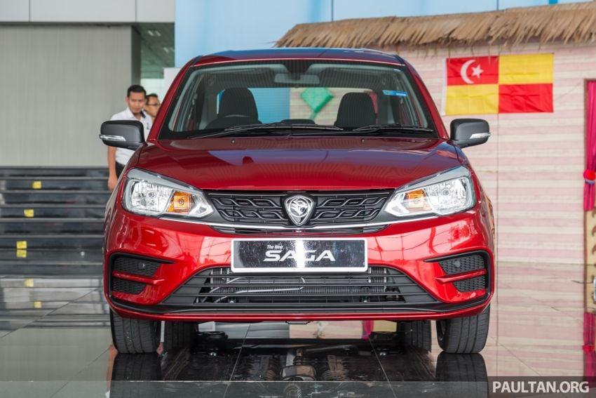 GALLERY: 2019 Proton Saga 1.3 Standard AT – RM36k Image #998779