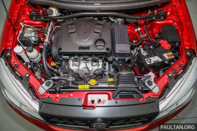 2019 Proton Saga Facelift Spec By Spec Comparison