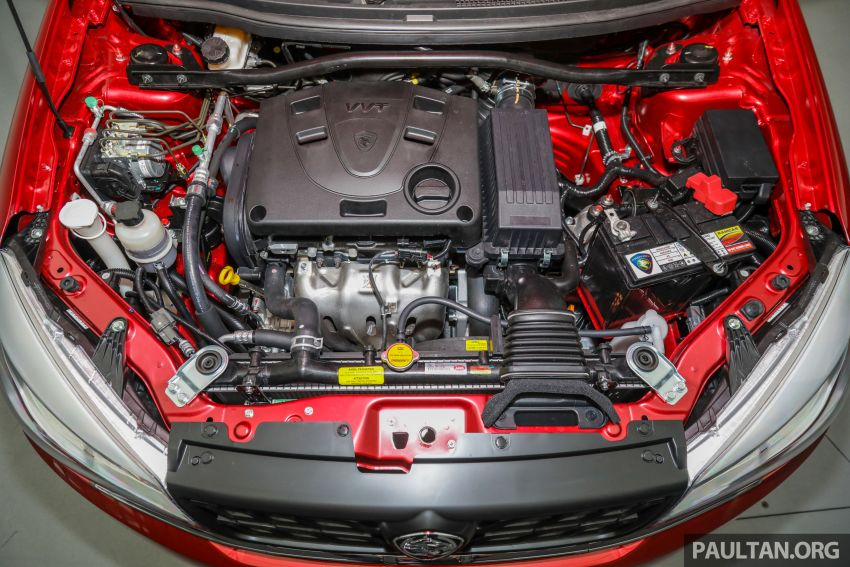 2019 Proton Saga facelift launched – Hyundai 4AT replaces CVT, lowered prices start from RM32,800 Image #997942