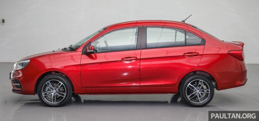 Proton Saga 2019 dilancarkan di Malaysia – tiga varian, transmisi 4AT Hyundai dan harga bermula RM32,800 Image #998138