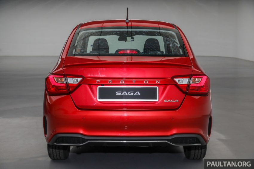 2019 Proton Saga facelift launched – Hyundai 4AT replaces CVT, lowered prices start from RM32,800 Image #997919