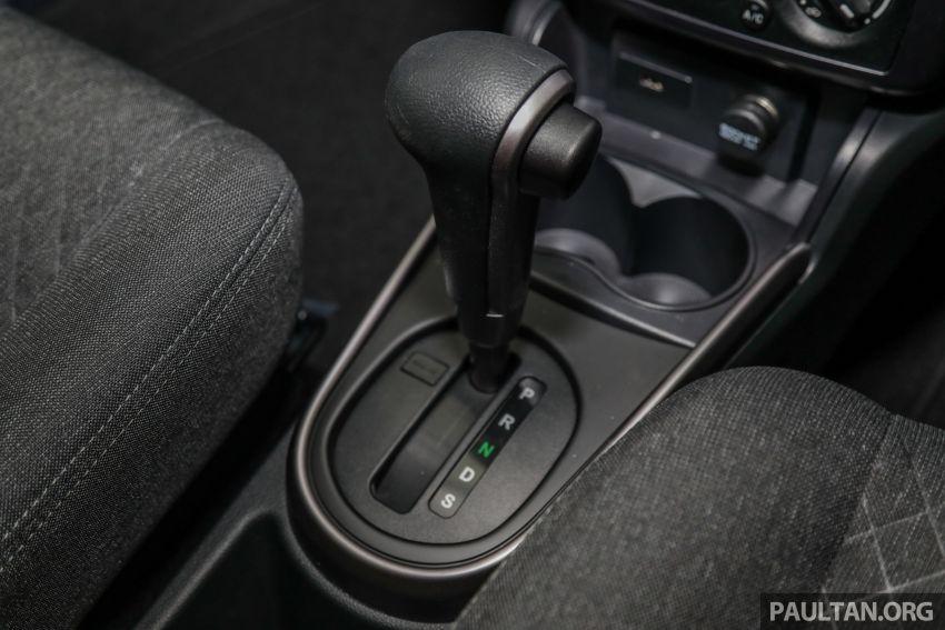 Proton Saga 2019 dilancarkan di Malaysia – tiga varian, transmisi 4AT Hyundai dan harga bermula RM32,800 Image #998188