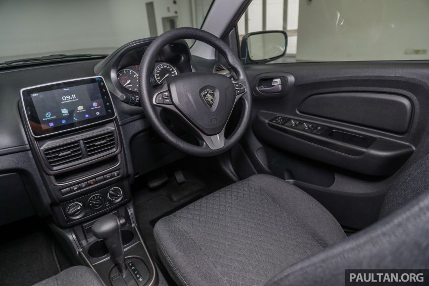 2019 Proton Saga facelift launched – Hyundai 4AT replaces CVT, lowered prices start from RM32,800 Image #997965