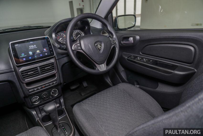 Proton Saga 2019 dilancarkan di Malaysia – tiga varian, transmisi 4AT Hyundai dan harga bermula RM32,800 Image #998198
