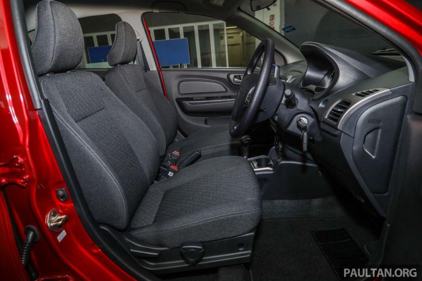 Proton Saga 2019 dilancarkan di Malaysia – tiga varian, transmisi 4AT Hyundai dan harga bermula RM32,800 Image #998201