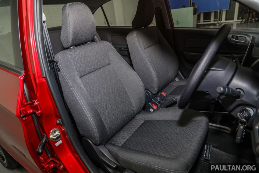 2019 Proton Saga facelift launched – Hyundai 4AT replaces CVT, lowered prices start from RM32,800 Image #997968