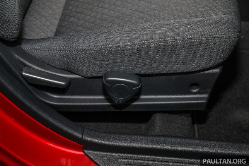 Proton Saga 2019 dilancarkan di Malaysia – tiga varian, transmisi 4AT Hyundai dan harga bermula RM32,800 Image #998204