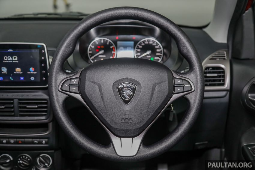 2019 Proton Saga facelift launched – Hyundai 4AT replaces CVT, lowered prices start from RM32,800 Image #997946
