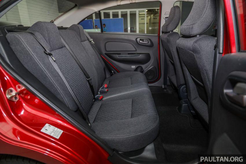 Proton Saga 2019 dilancarkan di Malaysia – tiga varian, transmisi 4AT Hyundai dan harga bermula RM32,800 Image #998209