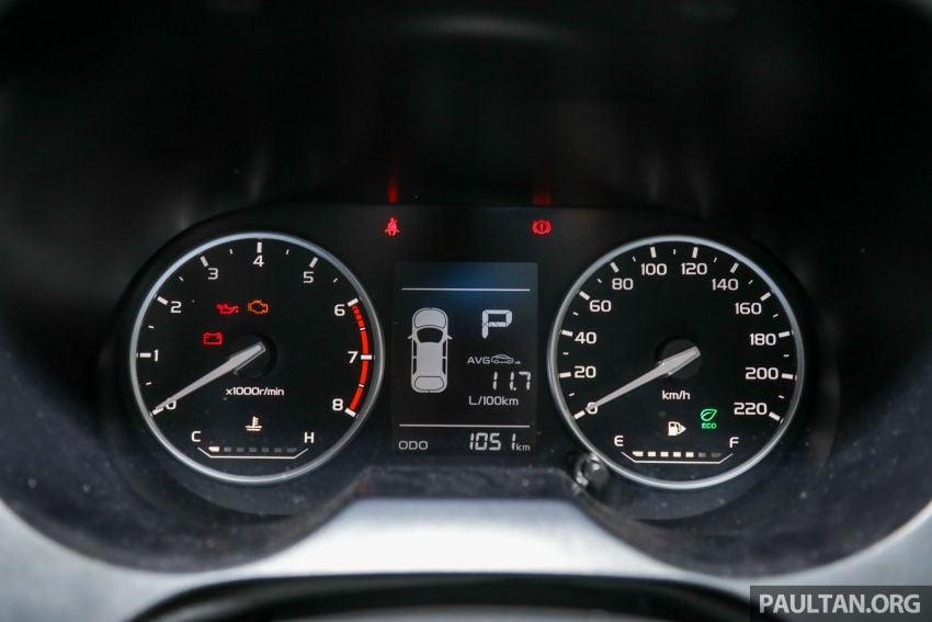Proton Saga 2019 dilancarkan di Malaysia – tiga varian, transmisi 4AT Hyundai dan harga bermula RM32,800 Image #998176