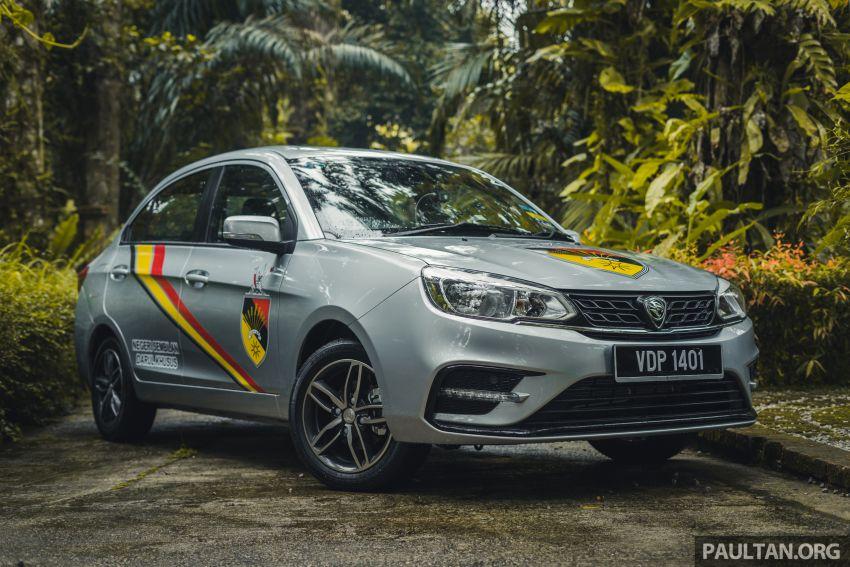 DRIVEN: 2019 Proton Saga facelift – 4AT's where it's at Image #1001705
