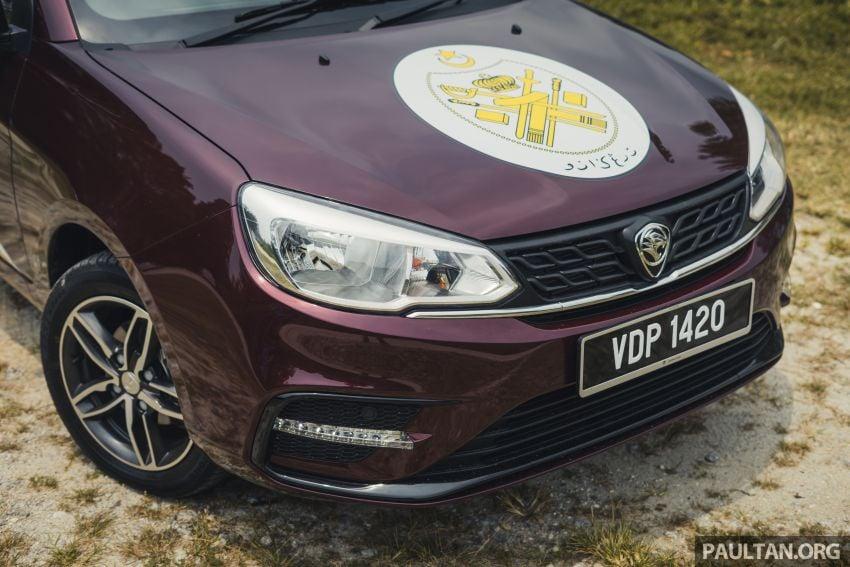 REVIEW: 2019 Proton Saga facelift – 4AT's where it's at Image #1001720
