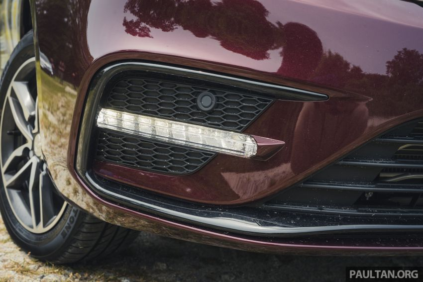 REVIEW: 2019 Proton Saga facelift – 4AT's where it's at Image #1001722