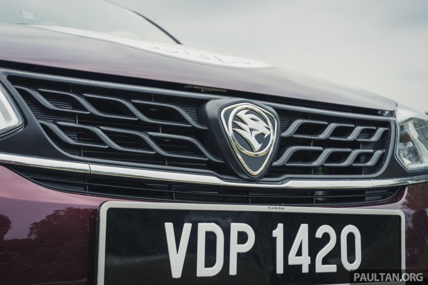 DRIVEN: 2019 Proton Saga facelift – 4AT's where it's at Image #1001723