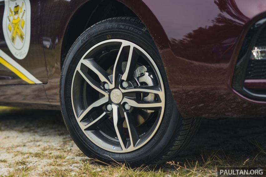 DRIVEN: 2019 Proton Saga facelift – 4AT's where it's at Image #1001725