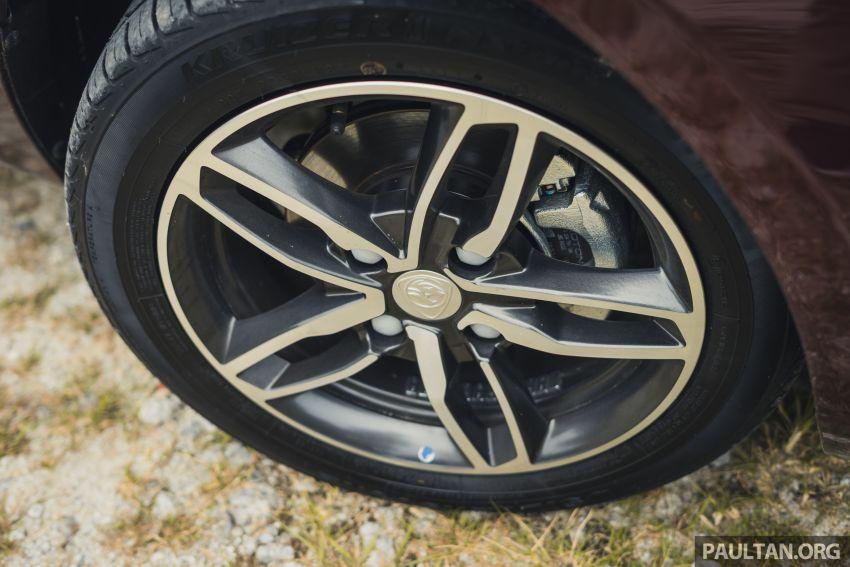 REVIEW: 2019 Proton Saga facelift – 4AT's where it's at Image #1001726