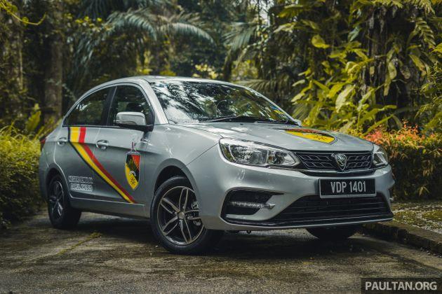 PANDU UJI: Proton Saga 2019 - sebuah nota peribadi