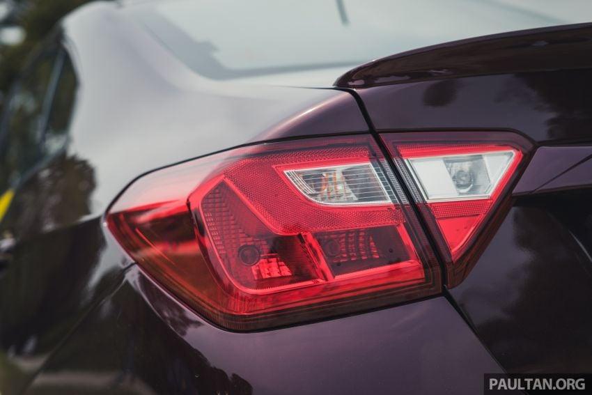 REVIEW: 2019 Proton Saga facelift – 4AT's where it's at Image #1001730