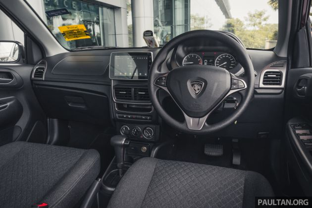 DRIVEN: 2019 Proton Saga facelift review – 4AT is where it's at