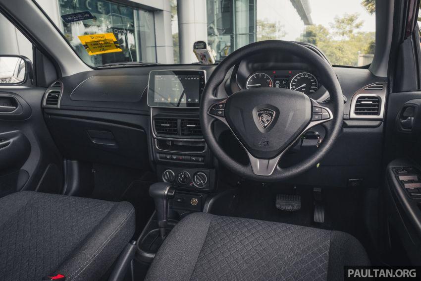 DRIVEN: 2019 Proton Saga facelift – 4AT's where it's at Image #1001739