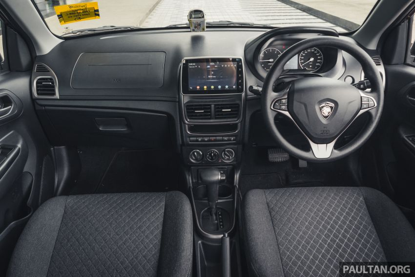 DRIVEN: 2019 Proton Saga facelift – 4AT's where it's at Image #1001740