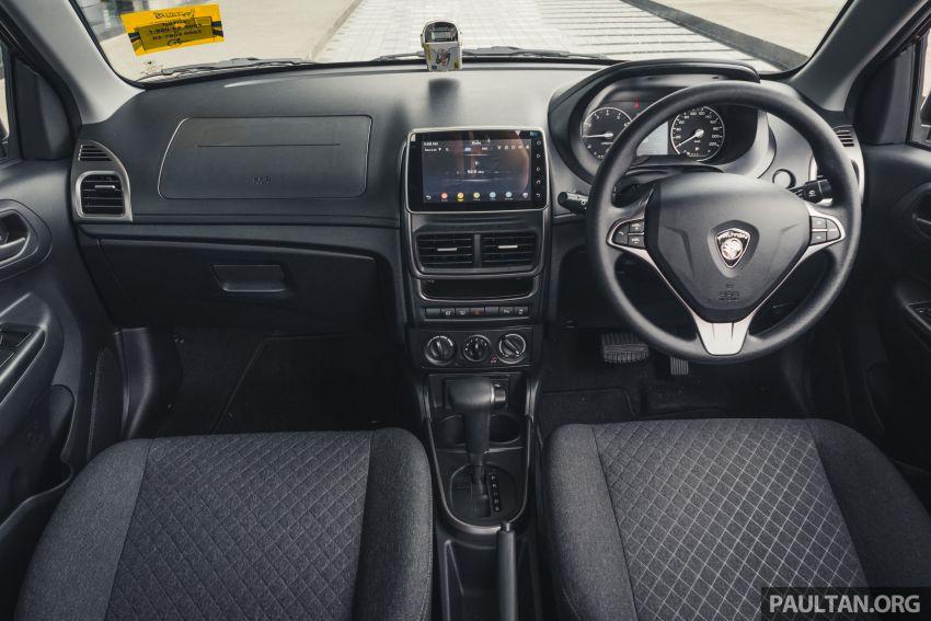REVIEW: 2019 Proton Saga facelift – 4AT's where it's at Image #1001740