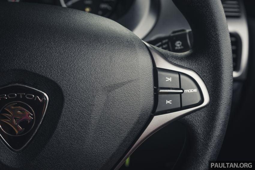 REVIEW: 2019 Proton Saga facelift – 4AT's where it's at Image #1001743