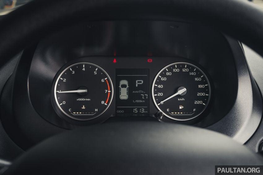 REVIEW: 2019 Proton Saga facelift – 4AT's where it's at Image #1001744
